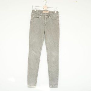 Levi's Made & Crafted Empire Skinny in Light Grey